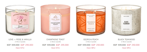 Bath & Body Home Fragrance