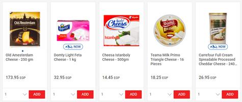 Carrefour Fresh Food
