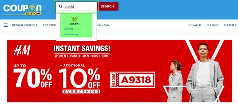 Jumia Coupon.com.eg