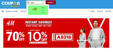 Ubuy Coupon.com.eg
