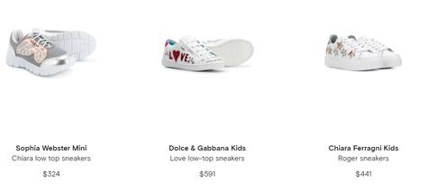 Farfetch Kids Shoes