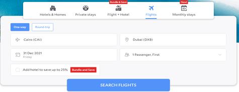 Find Flights at Agoda