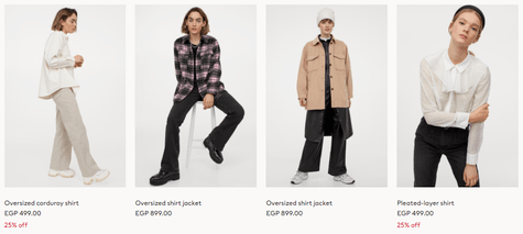 H&M Divided
