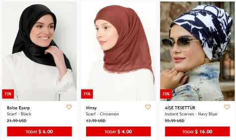Modanisa Hijabs