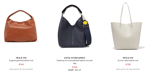 The Outnet Bags